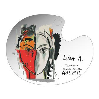 Logo Luisa Antón