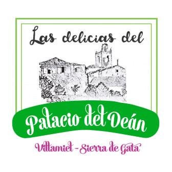 Logo delicias del palacio